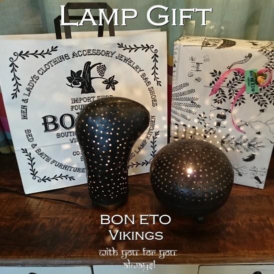 Lamp Gift(ランプギフト)