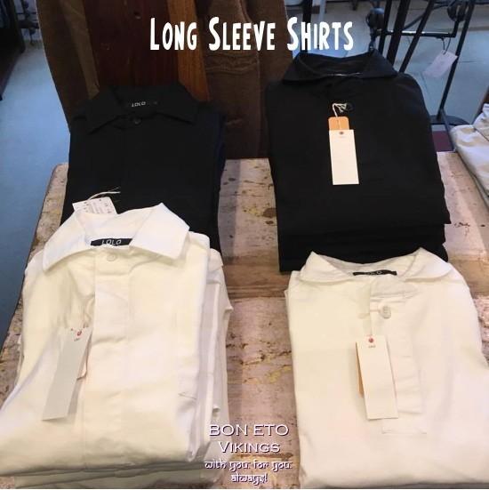 Long Sleeve Shirt(ロングスリーブシャツ)