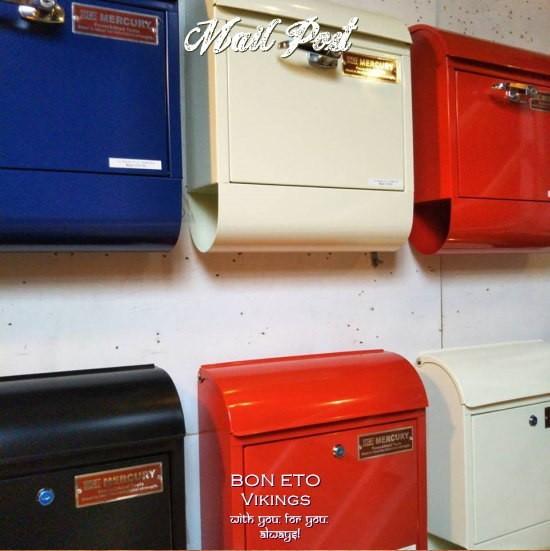 Mail Post(郵便ポスト)
