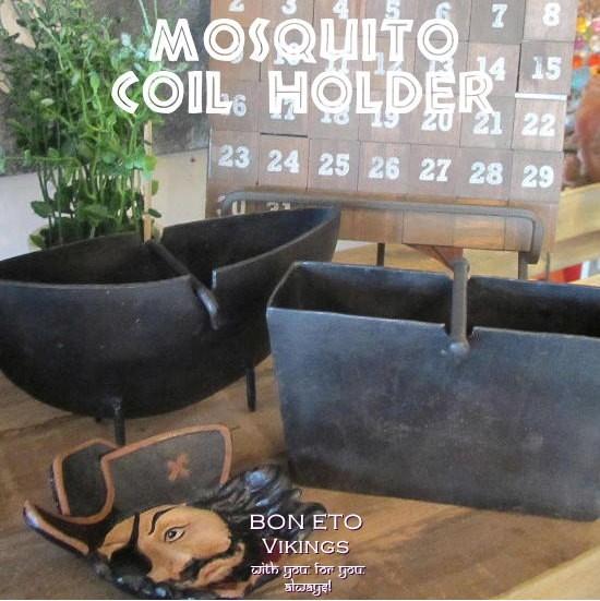 Mosquito Coil Holder(蚊遣り)