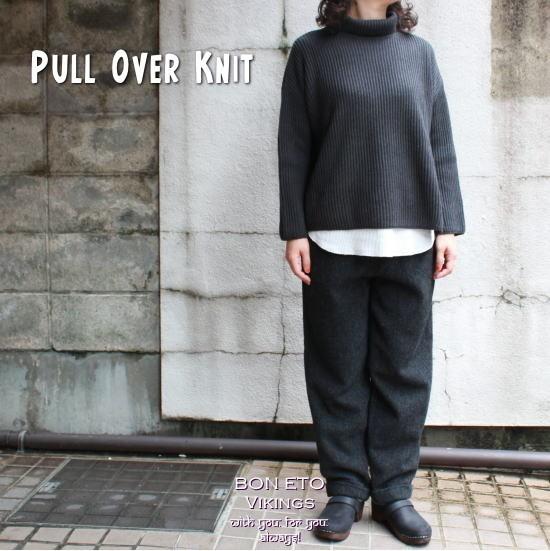 Pull Over Knit(プルオーバーニット)