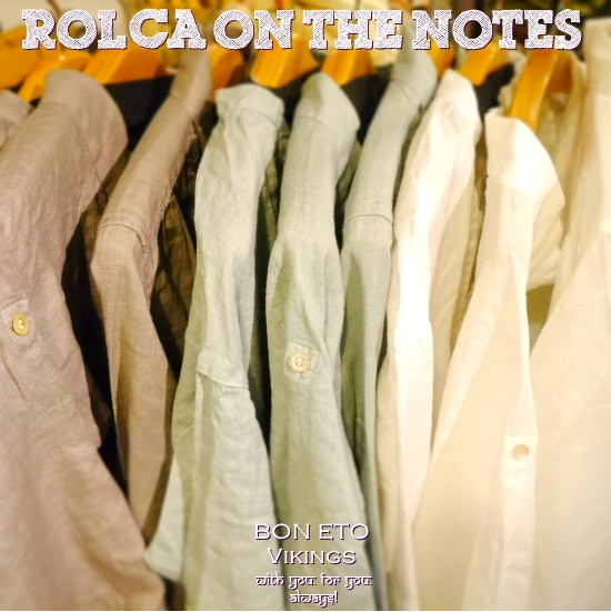 Rolca On The Notes Japan