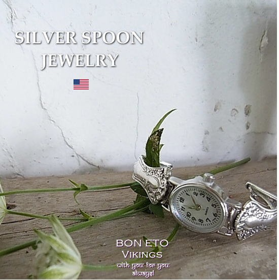 Silver Spoon Jewelry USA