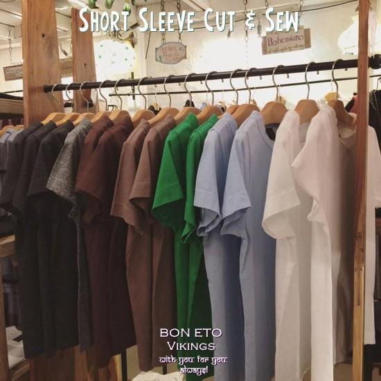 Short Sleeve Cut Sew(ショートスリーブ)
