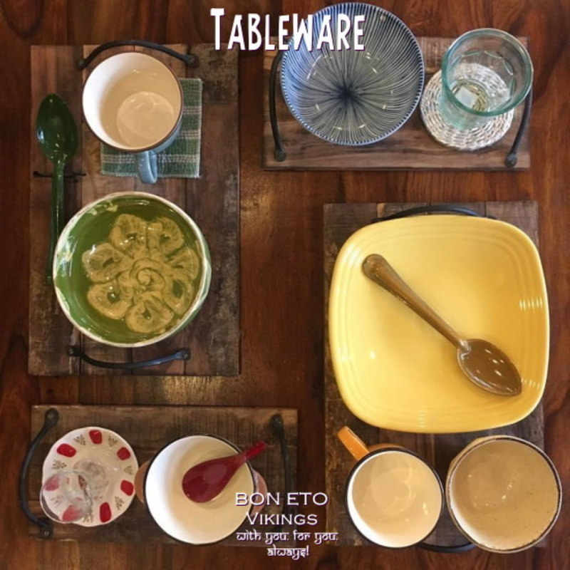 Table Ware(食器)