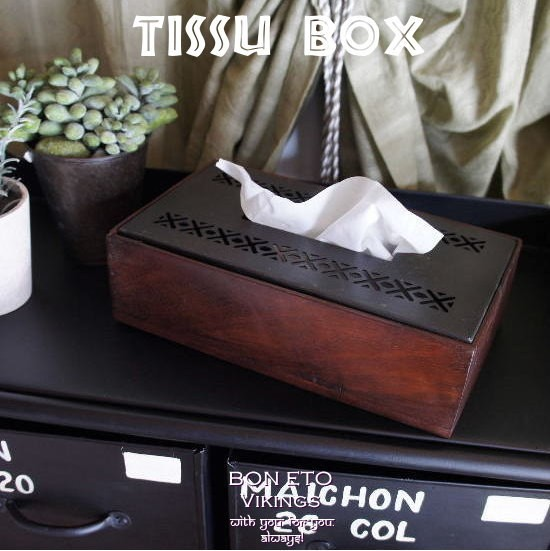 Tissu Box(ティッシュボックス)