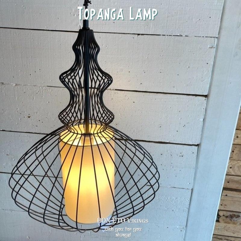Topanga Lighting(トパンガ照明)