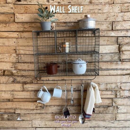 Wall Shelf(壁掛け棚)