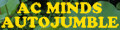 AC MINDS AUTOJUMBLE ロゴ