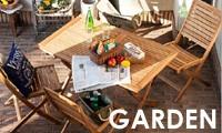 ガーデンファニチャー ハンモック テーブルセット パラソル