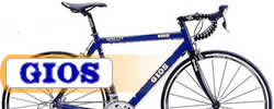 ロードバイク ジオス GIOS