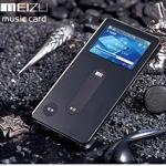 MEIZU M3Music Card4GB中国の一流メーカーMEIZU(魅族)のMP3プレーヤーです。カラー液晶搭載の高級機種