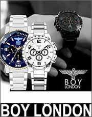 【LONG RUN】BOYLONDON 時計