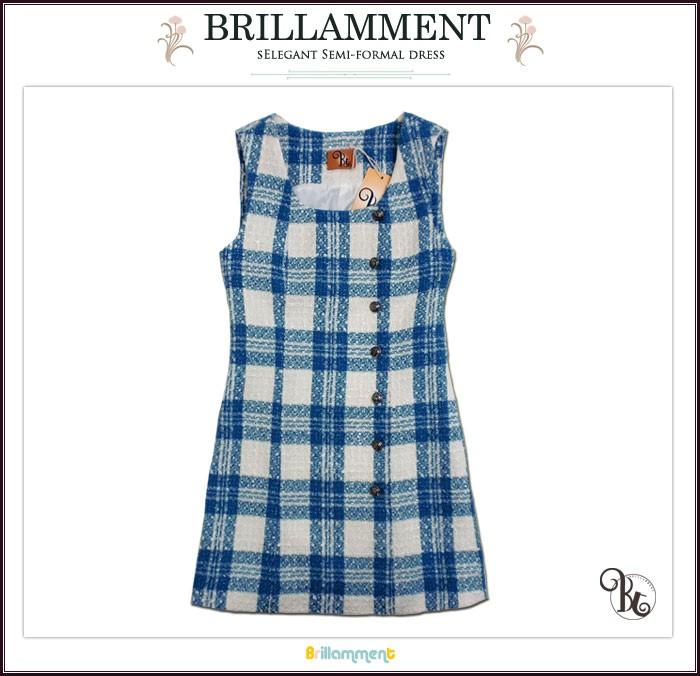 【インポート子供服】英国風の正統派お嬢様の気品を纏うフォーマルAラインワンピース