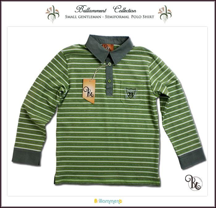 実用性と動きやすさを備えた刺繍入りフォーマルに映える高級感あるニット長袖ポロシャツ