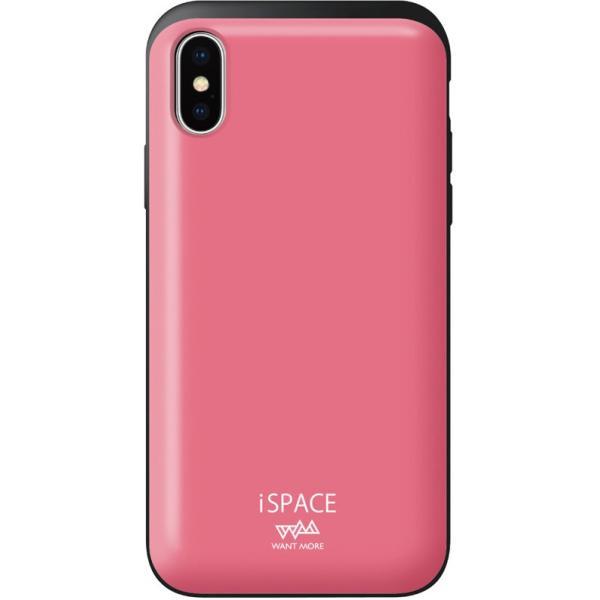 iPhone XR ケース iPhone XS ケース XSMax X 8 7 8Plus 7Plus 6s 6 耐衝撃 カード収納 背面 単色 iSPACE|advan|16
