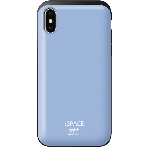 iPhone XR ケース iPhone XS ケース XSMax X 8 7 8Plus 7Plus 6s 6 耐衝撃 カード収納 背面 単色 iSPACE|advan|18