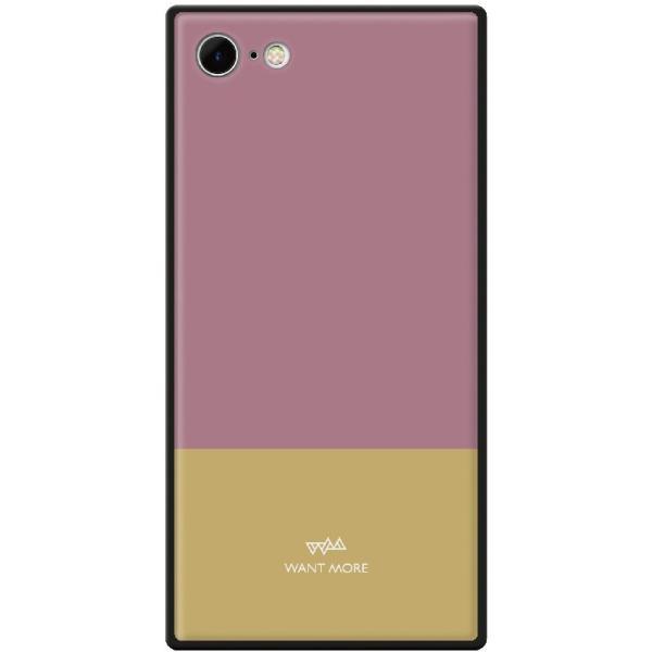 iPhone XR ケース iPhone XS ケース iPhone 11 ケース iPhone 11 Pro XS Max X 8 7 8Plus 7Plus ケース ガラス 四角 バイカラー NEMO|advan|14