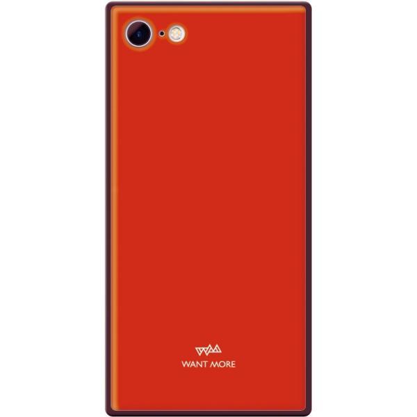 iPhone11 ケース スクエア iPhone8 ケース iPhone11Pro ケース iPhone XR ケース iPhone  XS XSMax X 8 7 8Plus 7Plus ケース ガラス 四角 カラー NEMO|advan|20