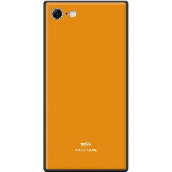 iPhone11 ケース スクエア iPhone8 ケース iPhone11Pro ケース iPhone XR ケース iPhone  XS XSMax X 8 7 8Plus 7Plus ケース ガラス 四角 カラー NEMO|advan|21
