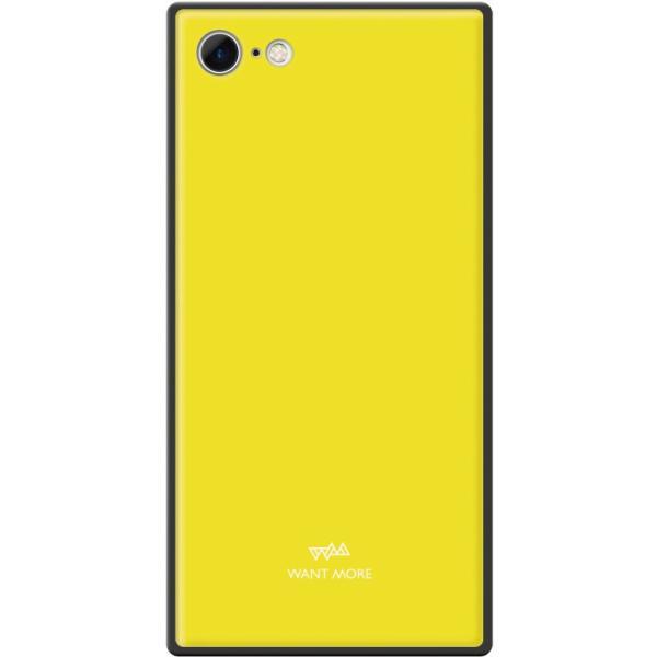 iPhone11 ケース スクエア iPhone8 ケース iPhone11Pro ケース iPhone XR ケース iPhone  XS XSMax X 8 7 8Plus 7Plus ケース ガラス 四角 カラー NEMO|advan|22