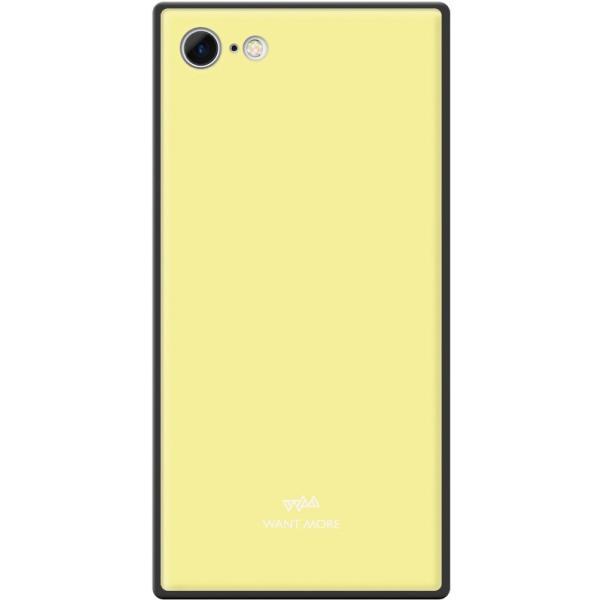 iPhone11 ケース スクエア iPhone8 ケース iPhone11Pro ケース iPhone XR ケース iPhone  XS XSMax X 8 7 8Plus 7Plus ケース ガラス 四角 カラー NEMO|advan|23
