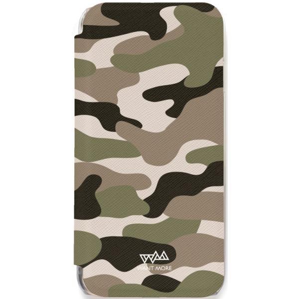 iPhone11 ケース カード収納 iPhone8 ケース iPhone 11 Pro X XS 7 8Plus 7Plus 6s 6 6sPlus 6Plus ケース 手帳型 クリア カモフラージュ PataPata advan 24