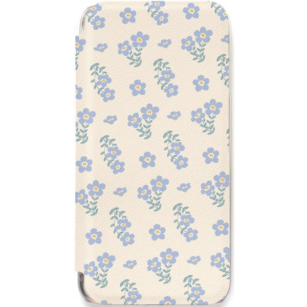 iPhone11 ケース カード収納 iPhone8 ケース iPhone 11 Pro XS X 7 8Plus 7Plus 6s 6 6sPlus 6Plus ケース 手帳型 クリア 花柄 PataPata advan 16