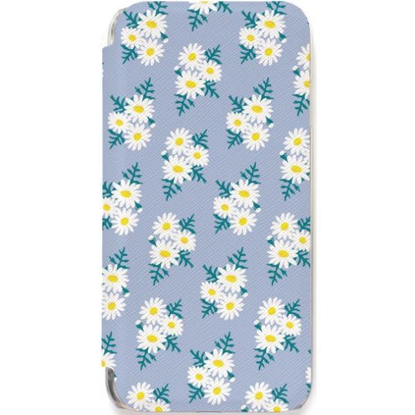 iPhone11 ケース カード収納 iPhone8 ケース iPhone 11 Pro XS X 7 8Plus 7Plus 6s 6 6sPlus 6Plus ケース 手帳型 クリア 花柄 PataPata advan 18