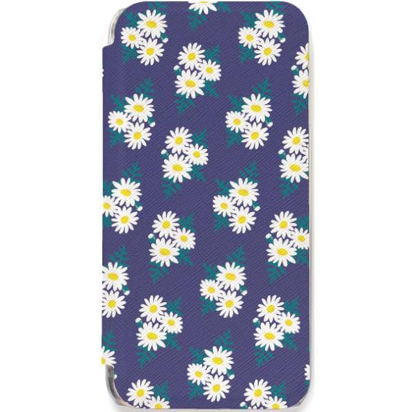 iPhone11 ケース カード収納 iPhone8 ケース iPhone 11 Pro XS X 7 8Plus 7Plus 6s 6 6sPlus 6Plus ケース 手帳型 クリア 花柄 PataPata advan 19