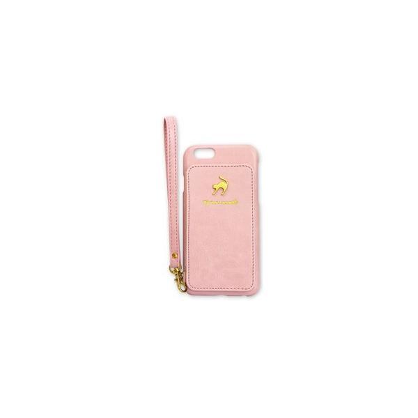 1000円ポッキリ iPhone6s iPhone6 ケース カード背面収納 鏡付き ストラップ付|advan|24