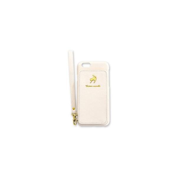 1000円ポッキリ iPhone6s iPhone6 ケース カード背面収納 鏡付き ストラップ付|advan|25