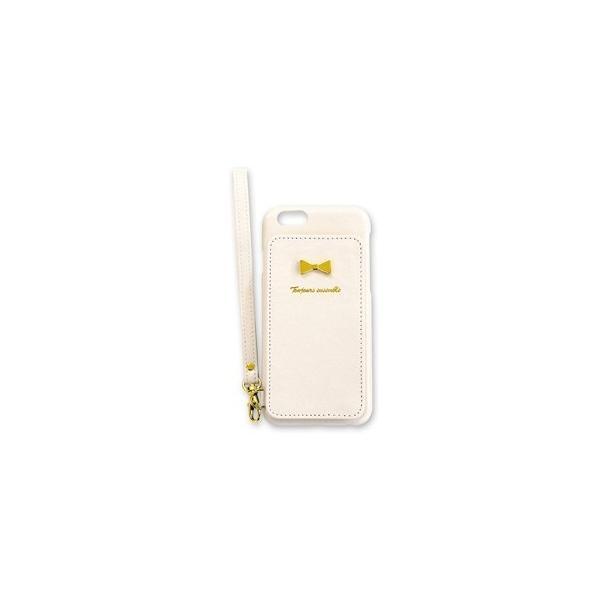 1000円ポッキリ iPhone6s iPhone6 ケース カード背面収納 鏡付き ストラップ付|advan|22