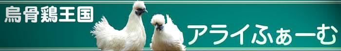 ・・・烏骨鶏の素晴らしさをみなさまへ・・・