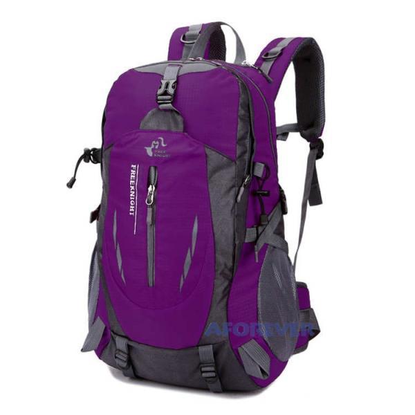 旅行リュック リュックサック メンズ レディース 大容量 バッグ バックパック 40L 登山 アウトドア 撥水 新作 送料無料 aforever 27