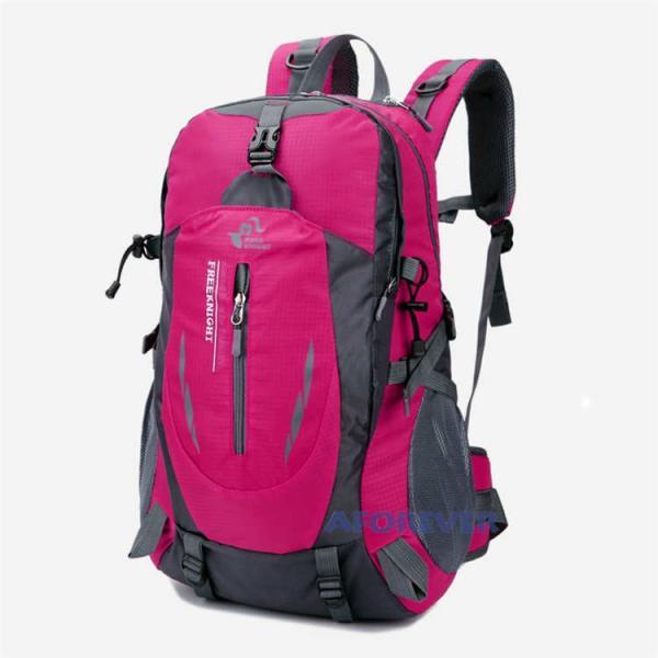 旅行リュック リュックサック メンズ レディース 大容量 バッグ バックパック 40L 登山 アウトドア 撥水 新作 送料無料 aforever 26