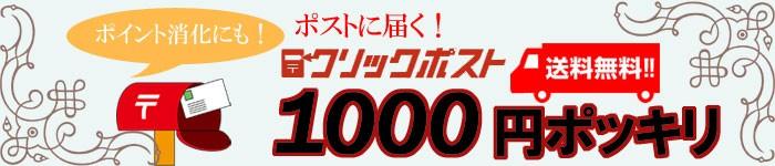 1000円ぽっきり ポイント消化にも!