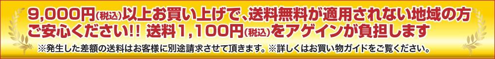 送料無料:北海道・沖縄・離島は別途送料が必要