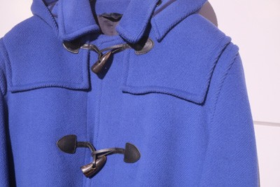 GRENFELL グレンフェル SHERRINGHAM Duffle Coat ダッフルコート ウール100% ...