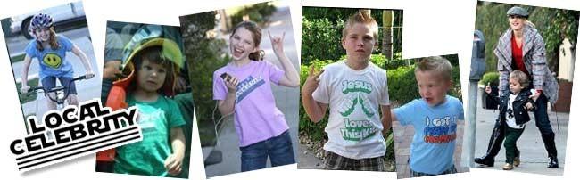"""LOCAL CELEBRITY(ローカルセレブリティ)は、2003年にスタートしたLA発のTシャツブランドです。LAの有名セレクトショップ""""KITSON""""でも取り扱われていて、マドンナ・ブラッドピット・パリスヒルトン・ジェシカアルバ・Ne-Yo・セレナゴメス・クリスリチャード・シンディクロフォードほか人気モデルやミュージシャン、セレブも多数愛用している大人気カジュアルブランド。"""