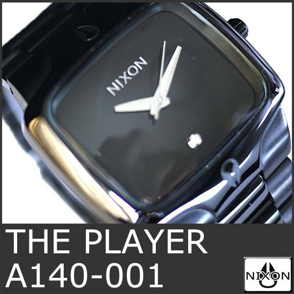 ニクソン 腕時計 NIXON WATCH THE PLAYER A140-000