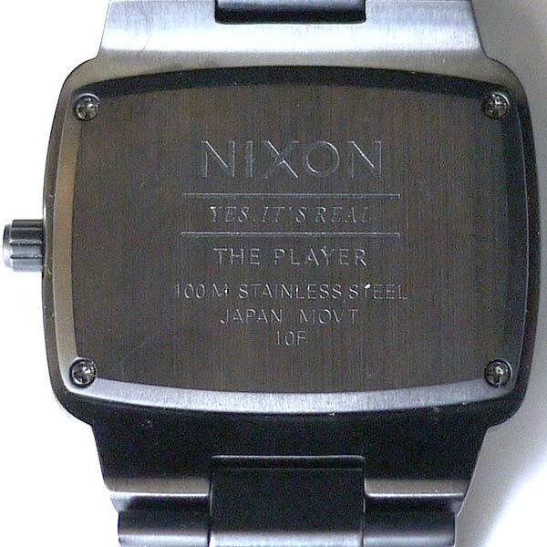 ニクソン 腕時計 NIXON WATCH THE PLAYER A140-001