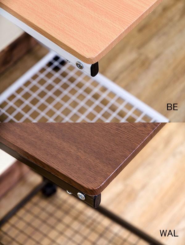 介護用テーブル 簡易テーブル 補助台 キャスター付 ベッドサイドテーブル - aimcube画像4