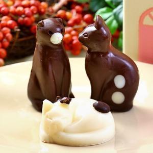 ねこチョコレート3個