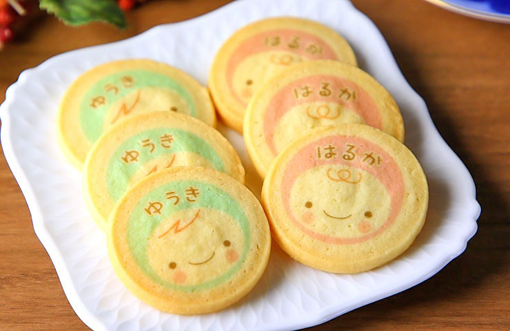 名入れクッキー
