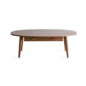 ローテーブル リビングテーブル センターテーブル 収納 引き出し おしゃれ 北欧 モダン 木製 ウォールナット シンプル モダン 収納付きテーブル 110cm幅|air-r|13