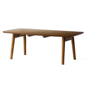 ローテーブル リビングテーブル 折りたたみテーブル センターテーブル おしゃれ 木製 北欧 シンプル モダン ウォールナット ブラウン ナチュラル air-r 12