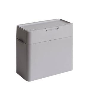 ゴミ箱 ごみ箱 おしゃれ 密閉 蓋付き フタ付き オムツ ペット 生ごみ 臭わない 漏れない ダストボックス 9.5L シンプル リビング キッチン air-r 11