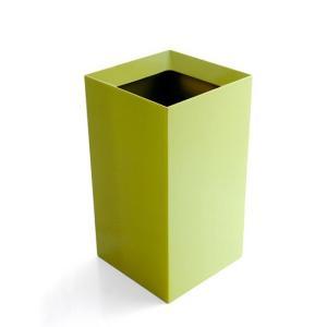 ゴミ箱 おしゃれ ダストボックス リビング 角型 ごみ箱 シンプル モダン 9L かわいい シンプル 北欧 インテリア 雑貨 ゴミ袋が見えない air-r 08