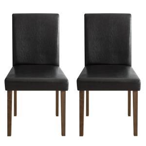 ダイニングチェア 2脚 おしゃれ 木製 肘なし ダイニングチェアー 椅子 ファブリック 北欧 カフェ シンプル 食卓椅子|air-r|29